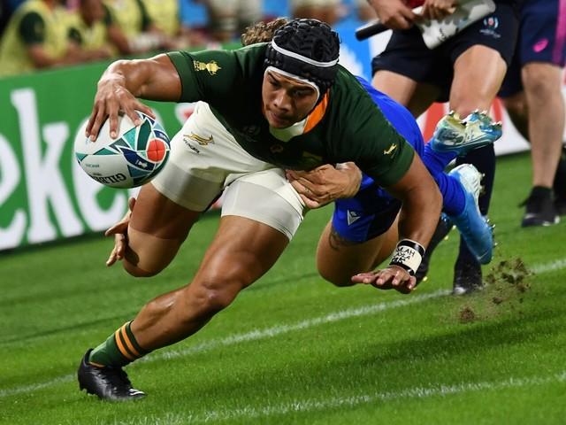 Coupe du monde rugby – Les Springboks comptent sur Kolbe face au Japon
