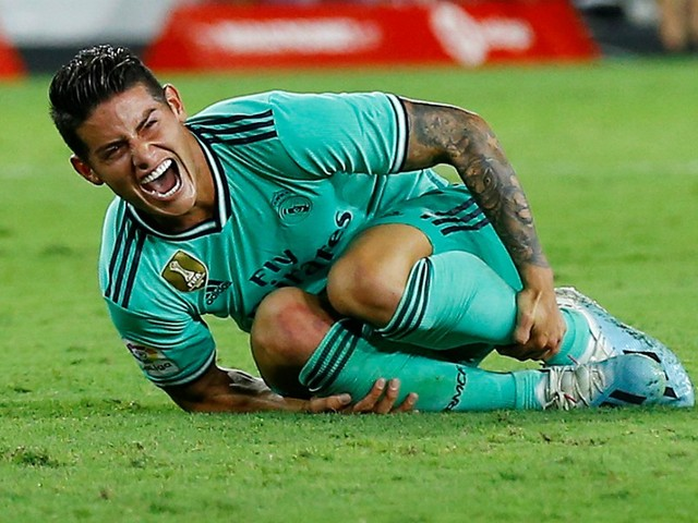Real Madrid: Retour en 2020 pour James ?