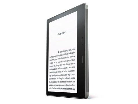 Amazon présente sa nouvelle Kindle Oasis et elle est étanche