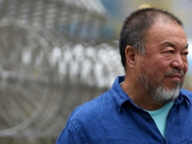 Ai Weiwei, sur les traces de son père à Marseille, expose au Mucem des oeuvres inédites
