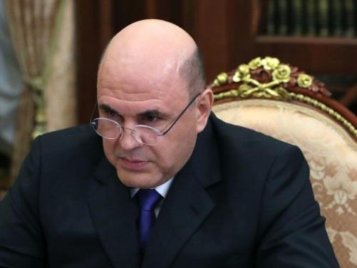 Mikhaïl Michoustine, le chef du fisc russe devenu Premier ministre