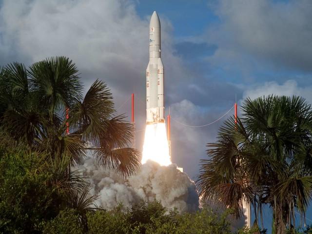 Au cœur d'un lancement de fusée Ariane ce soir sur France Ô