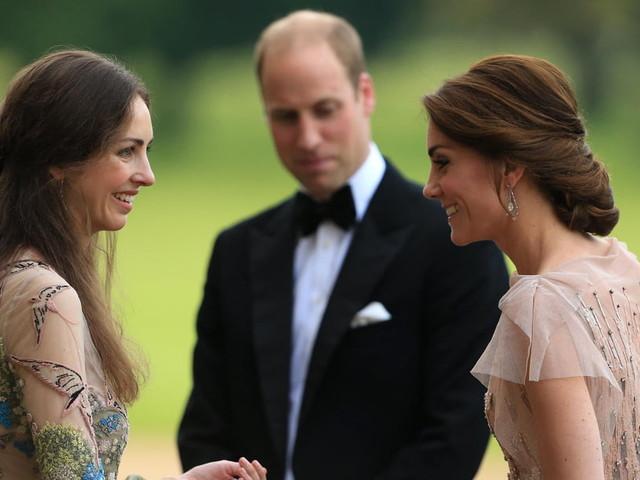 Kate Middleton, trompée par William: qui est Rose Hanbury?