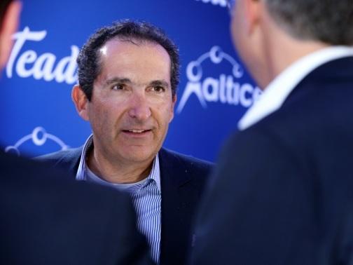 Patrick Drahi crée une marque unique pour ses actifs, SFR devient Altice
