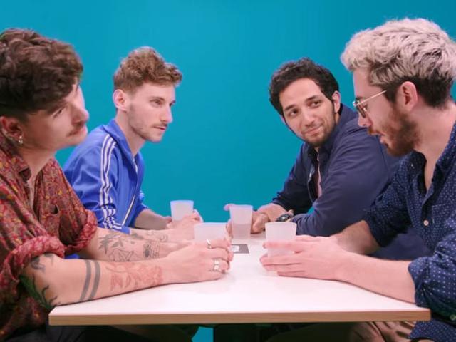 Sur YouTube, quand quatre potes parlent de drague entre mecs… C'est savoureux et rafraîchissant