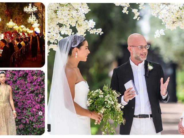 Le féérique mariage à Marrakech de la Djette et it-girl Hannah Bronfman (PHOTOS)