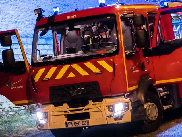 18 personnes relogées après un incendie ce dimanche matin à Luxeuil-les-Bains