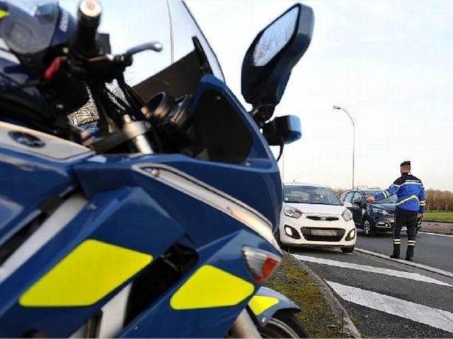 Cantal. Grand excès de vitesse : une femme interpellée près de 170km/h sur l'autoroute