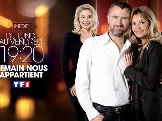 Audiences access 10 décembre : Demain nous appartient en tête, Nagui battu par le 19-20