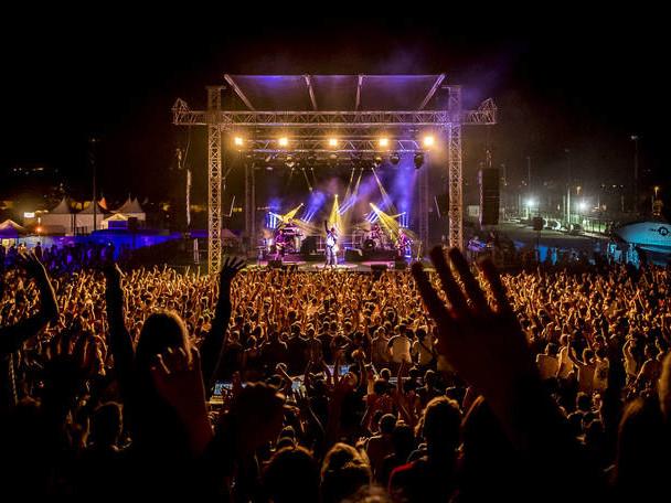 Nuits Carrées Festival 2017