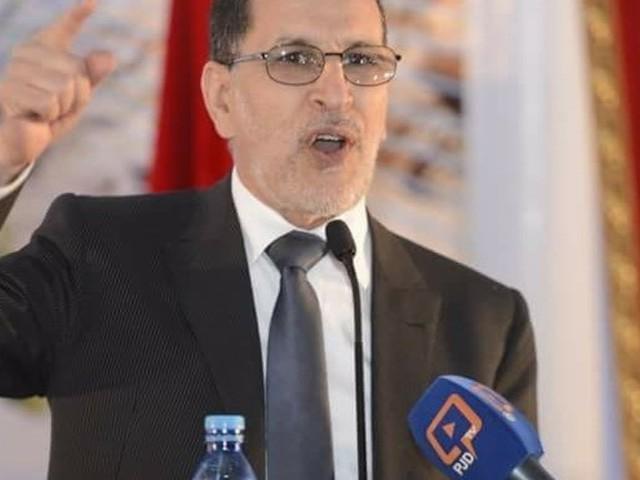 """La dernière couv' de """"Jeune Afrique"""" n'a pas plu à Saad-Eddine El Othmani"""
