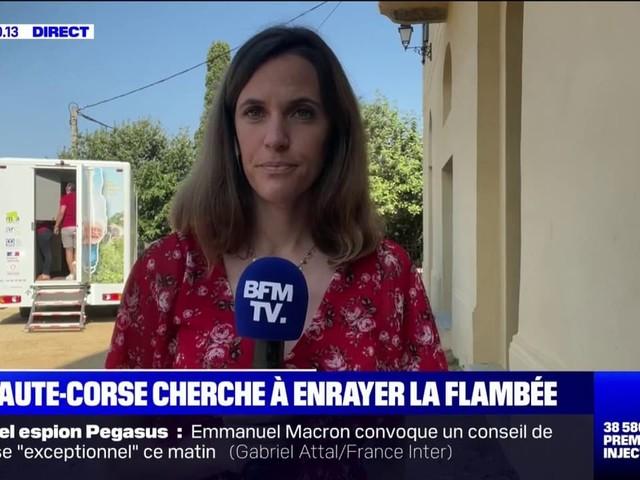 Corse: le pass sanitaire testé dans neuf restaurants et cafés dès ce vendredi