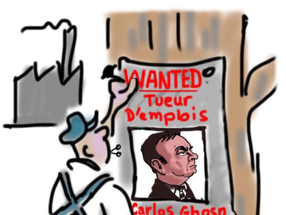 Brève - Carlos Ghosn : petits arrangements entre amis