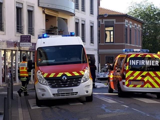Sainte-Foy-lès-Lyon: une piétonne de 93 ans décède dans un choc avec une voiture