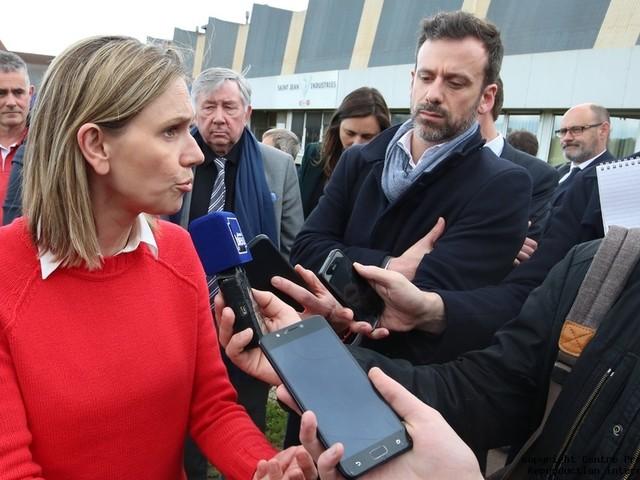 Fonderies du Poitou : la ministre déléguée à l'Industrie défend l'action de l'Etat