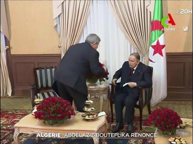 Algérie : Abdelaziz Bouteflika renonce à briguer un cinquième mandat