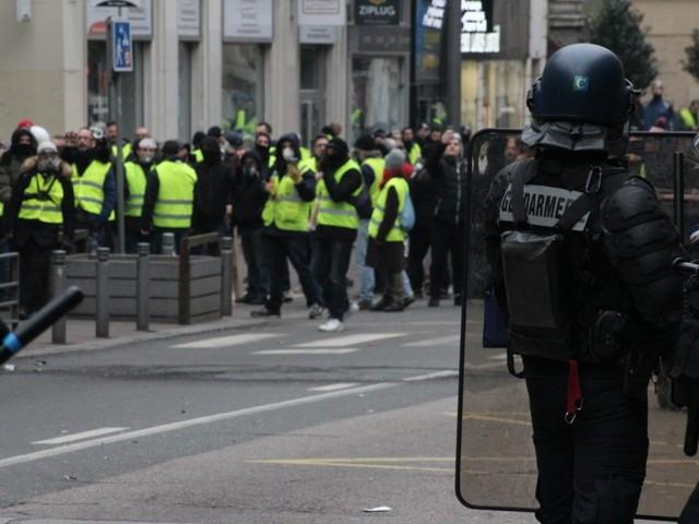 Gilets jaunes : l'acte X en Lorraine se déroulera à Nancy, crainte de nouvelles violences