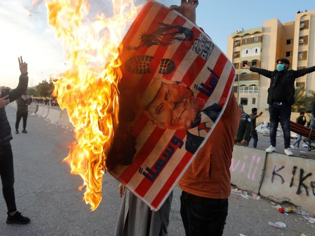 Les États-Unis et l'Iran sont déjà en guerre dans des pays qui en paient le prix