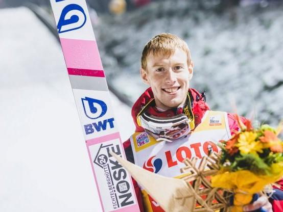 Saut à skis - CM (H) - Coupe du monde: Première pour Klimov à Wisla