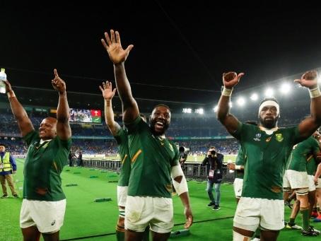 Rugby: le long chemin vers l'intégration des Noirs chez les Springboks