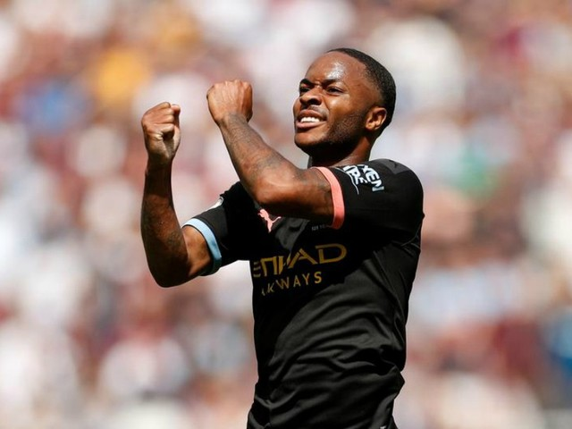 Sterling candidat au Ballon d'or, selon Ince