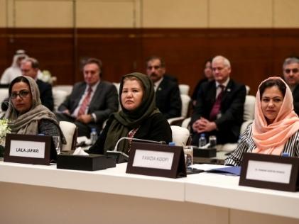 Afghanistan: des négociatrices de paix bientôt face aux talibans