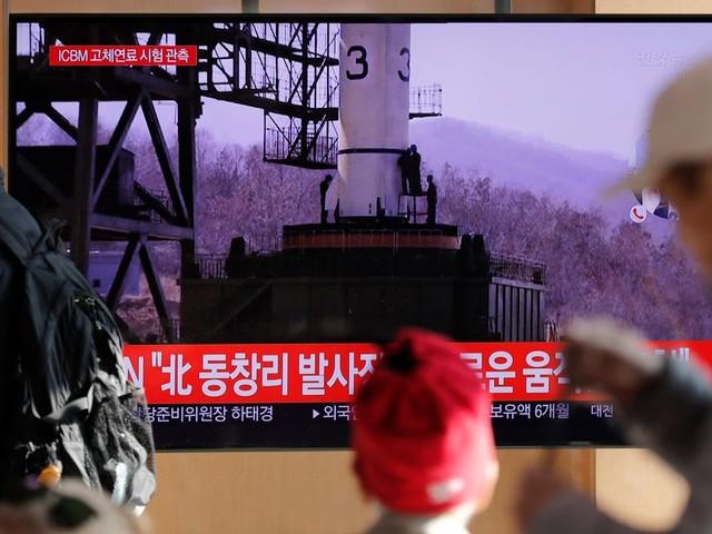 """Kim Jong Un fait à Trump un """"cadeau de Noël"""" qui ressemble beaucoup à un test de missile"""