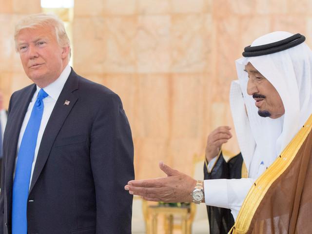 Pourquoi Trump a choisi l'Arabie saoudite pour son premier déplacement à l'étranger