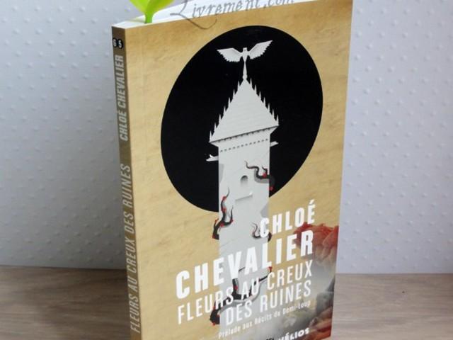 CHEVALIER Chloé – Fleurs au creux des ruines