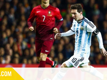 """Valdano : """"Le prochain Messi ressemblera plus à Cristiano Ronaldo"""""""