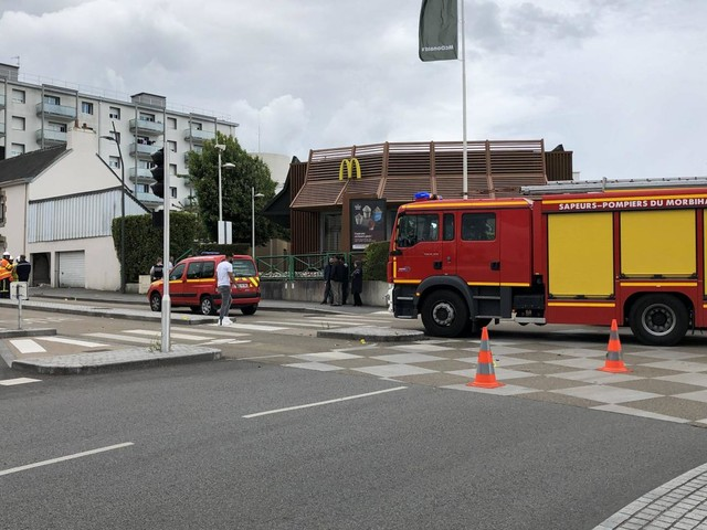 Accident mortel à Lorient : la passagère de l'automobiliste qui a fauché deux enfants a été interpellée
