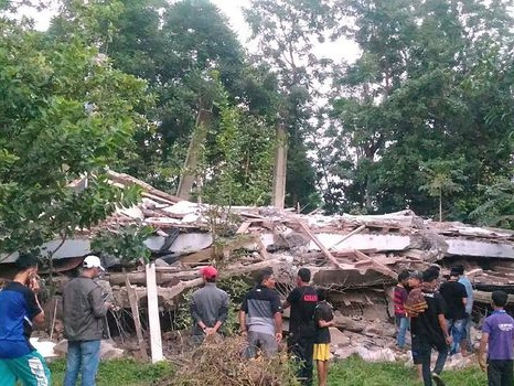 Indonésie: séisme de magnitude 6,4 à Sumatra