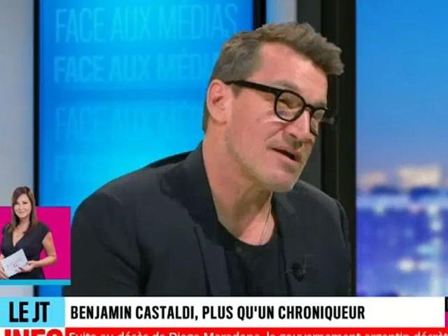 Benjamin Castaldi sous protection depuis l'affaire René Malleville : son nouveau quotidien