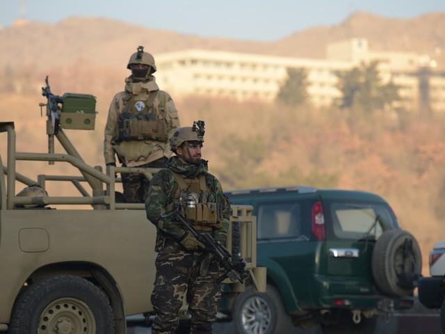 Kaboul : 18 morts, dont 14 étrangers, dans l'attaque contre l'hôtel Intercontinental