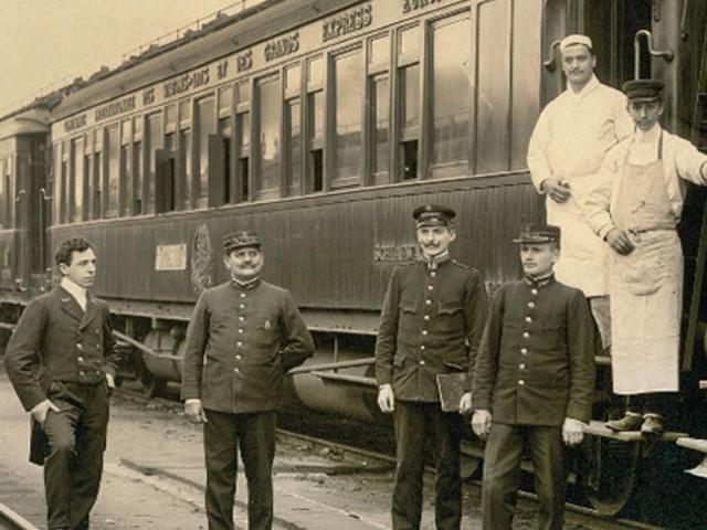 L'Orient Express retrouve sa voie