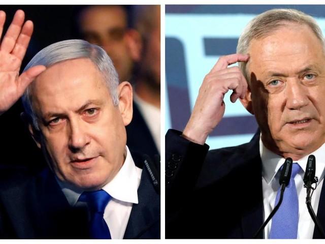 Israël: de nouvelles élections en mars pour mettre fin au duel Netanyahu-Gantz
