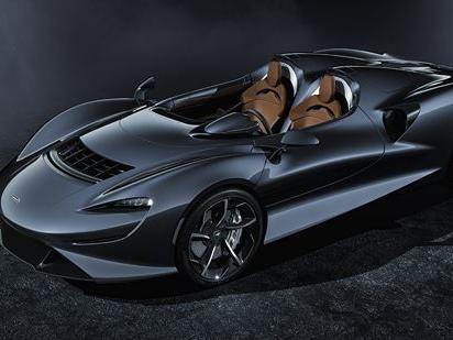 McLaren Elva: un roadster décapotable biplace à moteur V8 de 815 ch