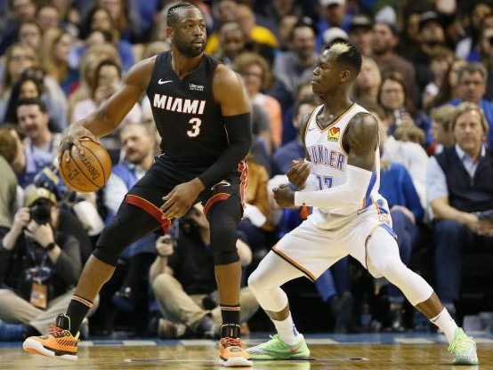 Basket - NBA - Detroit et Oklahoma City surpris par Cleveland et Miami