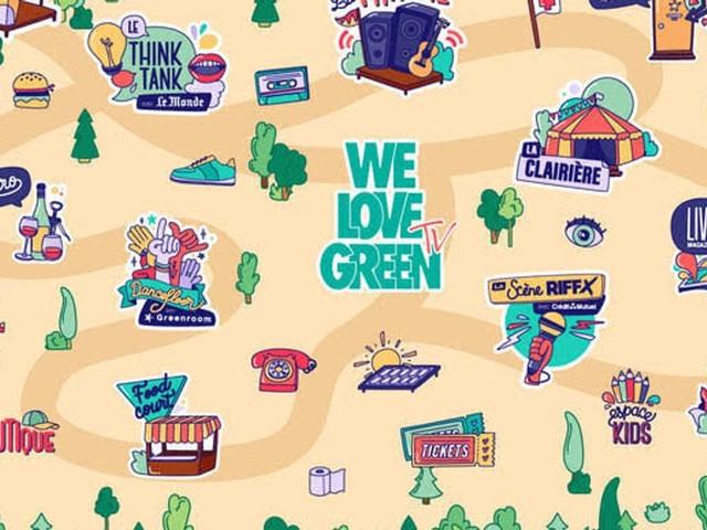 Annulé, le festival We Love Green 2020 entre dans la 4e dimension