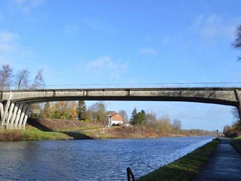 Destruction du pont de Gouy-lez-Piéton: envoyez-nous vos photos/vidéos