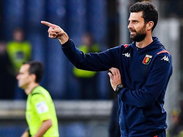 Débuts réussis pour Thiago Motta avec le Genoa