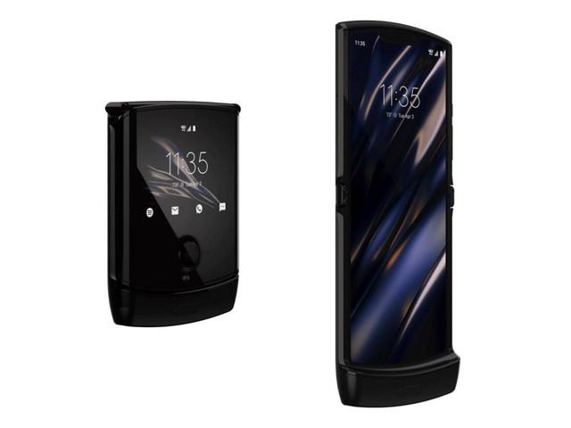 Motorola Razr : encore de nouvelles images du smartphone pliable