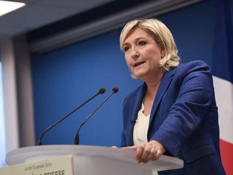 FN: hantée par son débat raté, Marine Le Pen peine à tout changer
