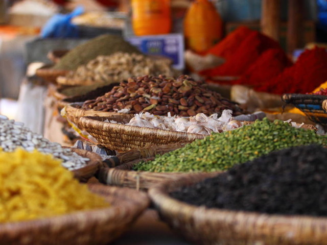 Destination de la semaine : Marrakech