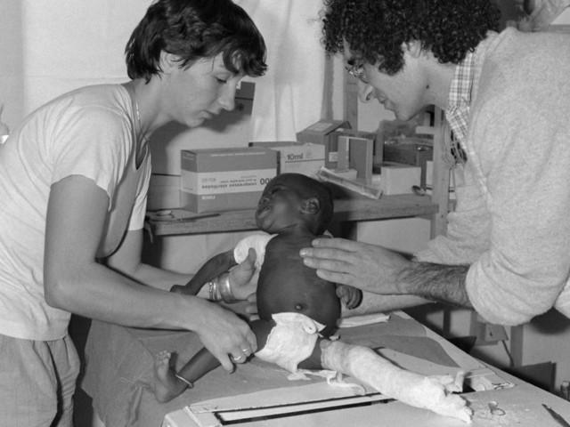 La saga Médecins sans frontières, cinquante ans d'urgences, de révoltes et de rêves