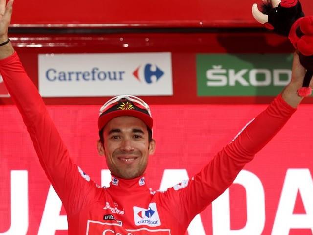 Le Sarthois Nicolas Edet, premier Français au classement de la Vuelta