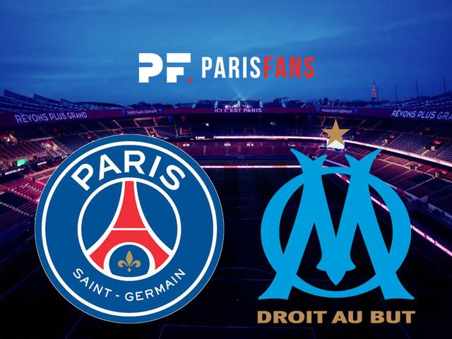 PSG/OM – Le Classico sera sans les supporters marseillais, indique Le Parisien
