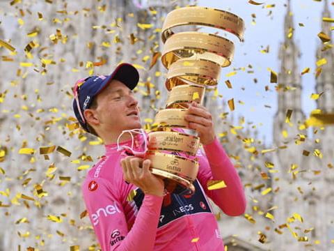 Giro2020: Geoghegan Hart sacré devant Hindley, le classement final