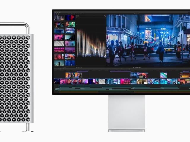 Apple indique que le Mac Pro et le Pro Display XDR seront disponibles en décembre