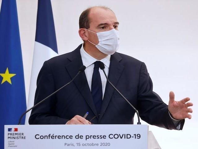Télétravail, attestation de sortie, soirée interdites : Jean Castex précise les annonces d'Emmanuel Macron